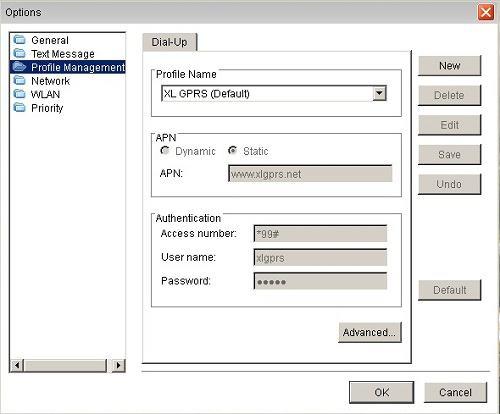 mensetting apn username dan password jaringan xl agar bisa digunakan hotspot atau wifi
