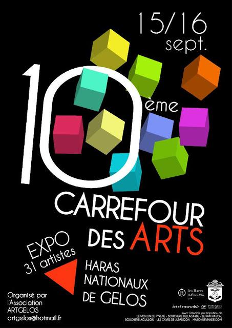 Carrefour des Arts Gelos 2018