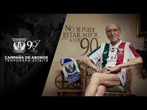 COM NO VA UN A ABONAR-SE AL LEGANES CLUB DE FUTBOL DESPRÉS D'AQUEST VIDEO