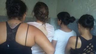 Quadrilha suspeita de furto a estabelecimentos e pessoas em feira livre de Itabaiana  é presa