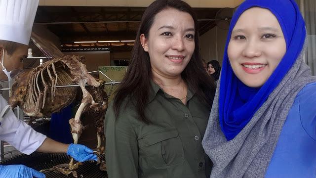 Blogger Suria Amanda Dari Pandangan Azlinda Alin