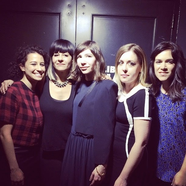 The best: carrie brownstein dating miranda july the first bad