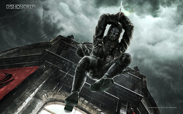 papel de parede para desktop dishonored video game