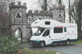 Proximo destino irlanda en autocaravana tras los pasos for Oficina de turismo de irlanda