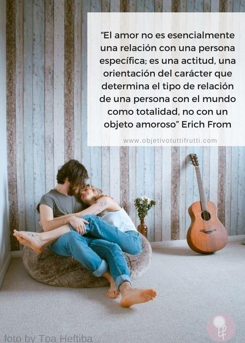 El arte de amar por Erich From