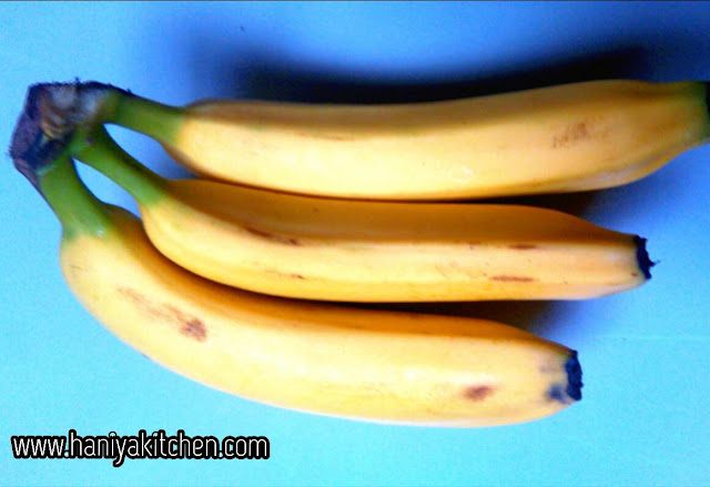 pisang ambon (pisang sunpride)