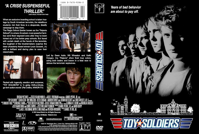 Toy Soldiers DVD Cover
