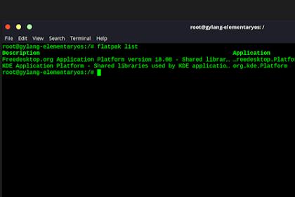 Tips Instal Flatpak di Elementary OS Juno!