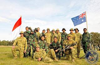 Indonesia - Australia