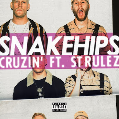 Snakehips Unveil New Single 'Cruzin'