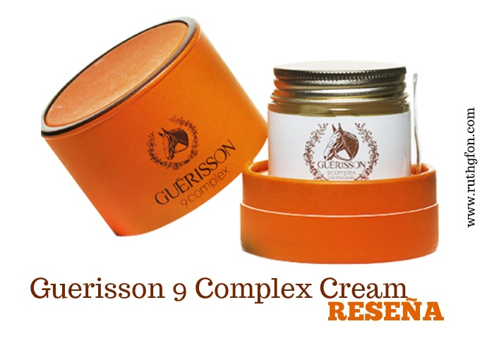 GUERISSON 9 COMPLEX CREAM: ORIGINAL O FALSA. RESEÑA.
