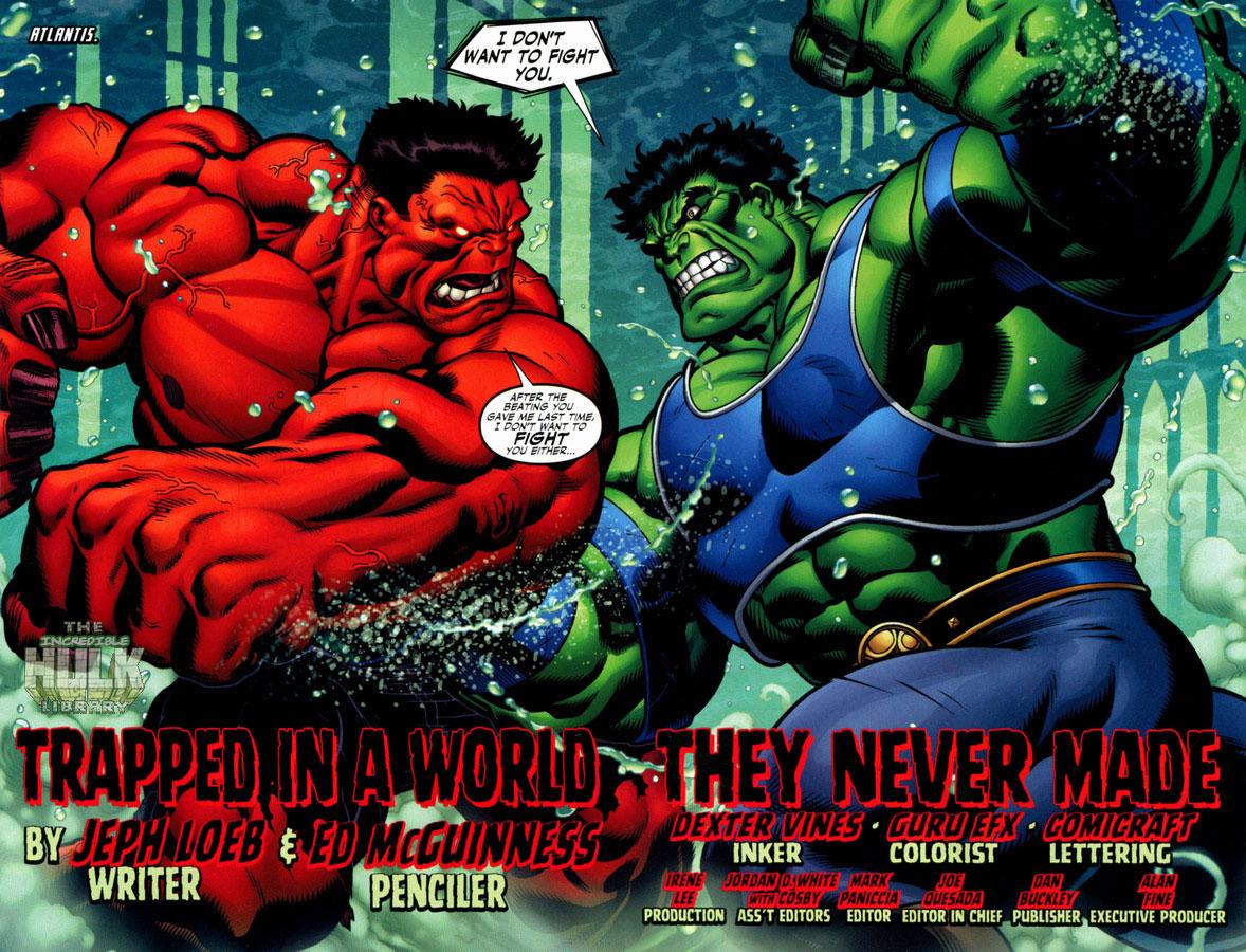 ORÍGENES ¿Quién es el HULK ROJO? (World War Hulks ...