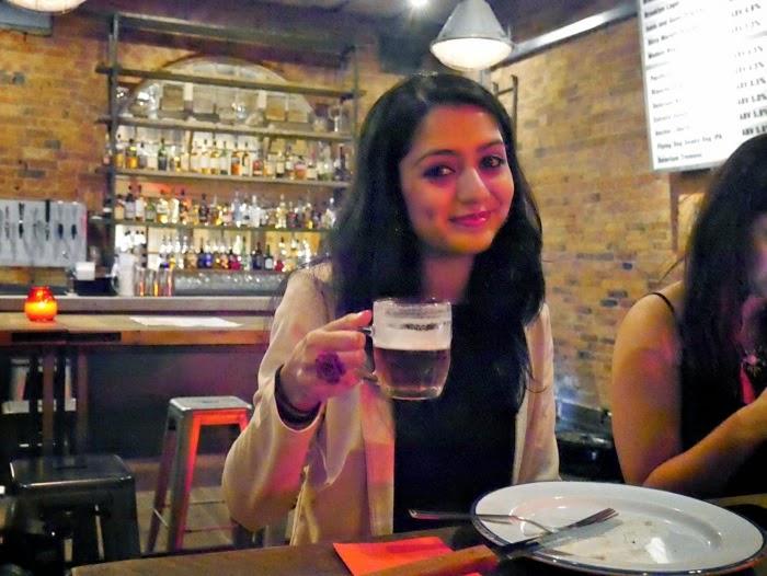 Shradha Mishra at Brewhaus