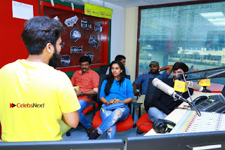 Sanjeev Chetana Uttej at Pichiga Nachav Song Launch at Radio Mirchi Pos  0018.jpg