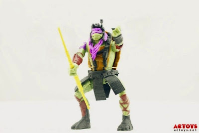 geeky Donatello new toy 2014