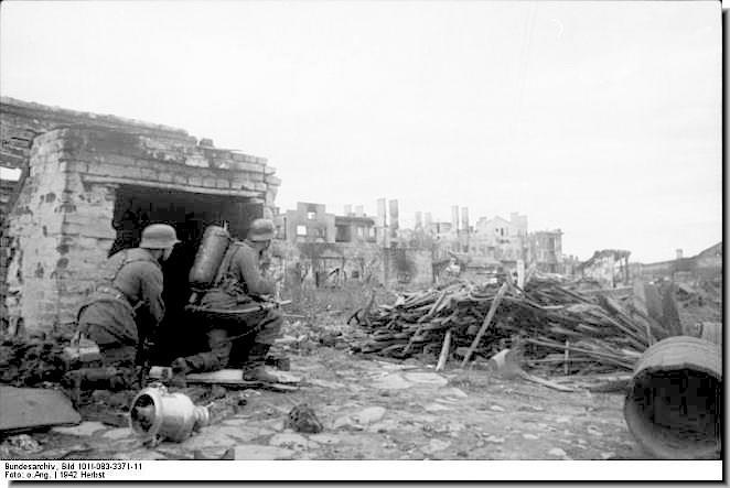 Battle of stalingrad date in Australia