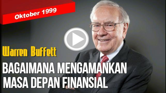 Warren Buffett - Kerendahan Hati Salah Satu Orang Terkaya di Dunia (1999)