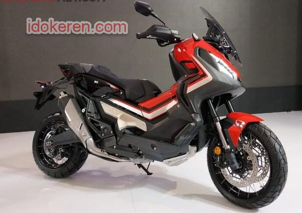 Motor Baru Honda Skutik Moge X-ADV  Harganya Wowww