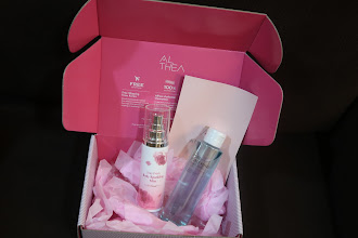 Stay Fresh Body Sparkling Mist & Pore Purifying Serum Cleaser kini di Althea !