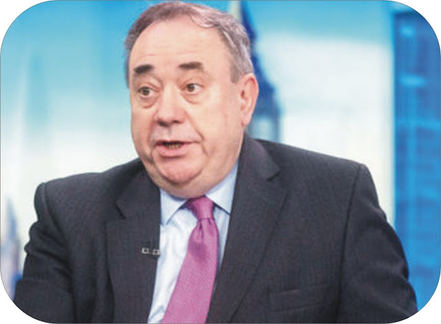 Alex Salmond criticised