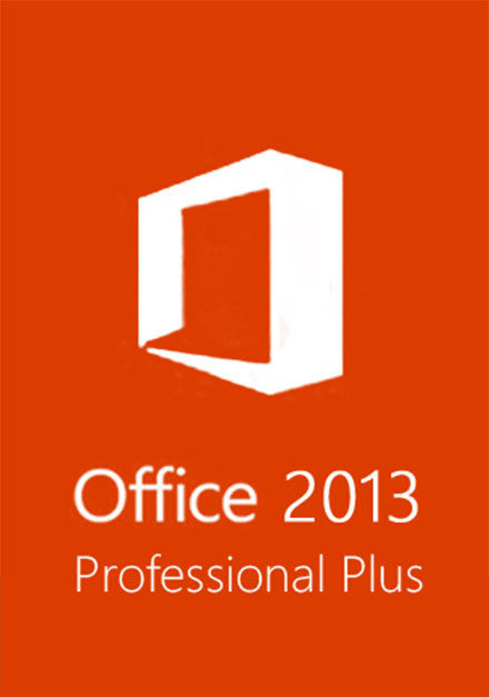 Microsoft Office Professional Plus 2013 - 32 & 64 Bits [ISO]