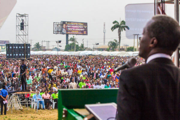Southern Kaduna, Fulani herdsmen: Osinbajo urges Christians not to fight back