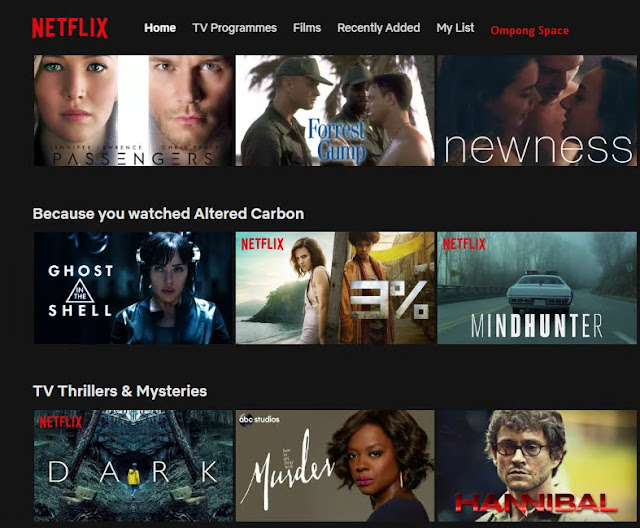 Update 2018 Free Premium Netflix Accounts