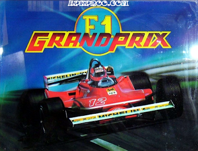 Download F1 Grand Prix (Platinum) ISO/CSO Save Data PSP PPSSPP For Android Ukuran Kecil