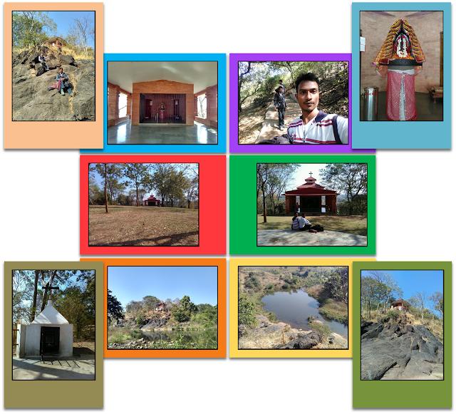 Korvi Mata Temple - Dediapada Gujarat