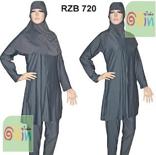 baju renang syari RZB 720