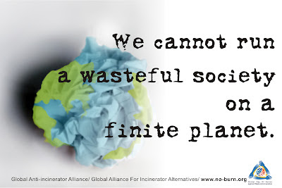 We cannot run a wasteful society on a finite planet