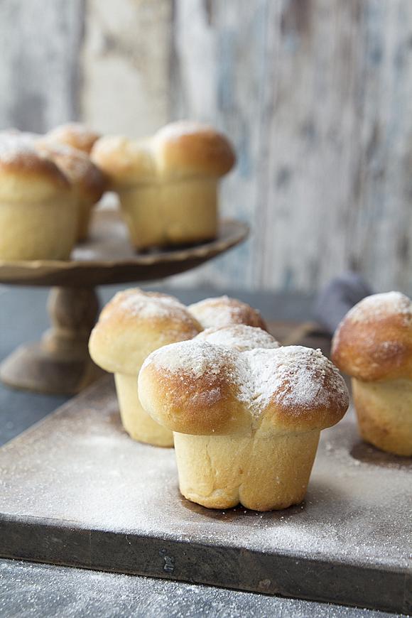 pancitos que se apretujan en version dulce o salada para complacer a todos los miembros de la casa. Recetas de www.elgatogoloso.com