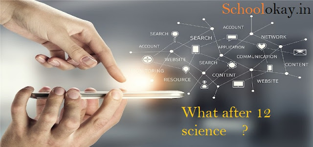 https://www.schoolokay.in/WHAT AFTER 12 SCIENCE?
