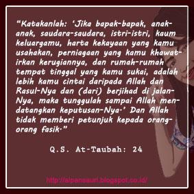 Cinta Dunia Menurut Pandangan Islam