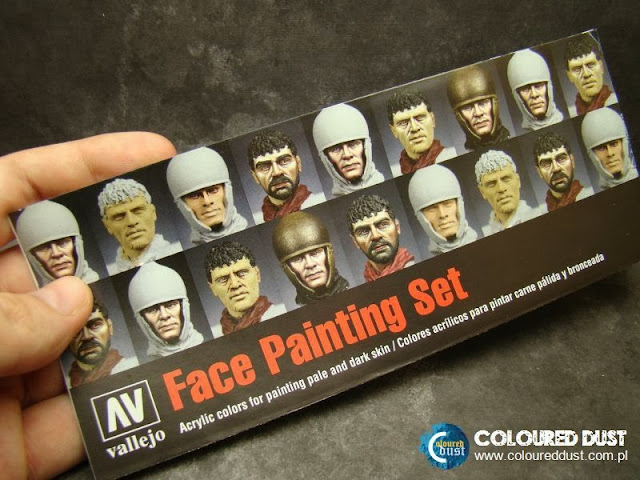 Vallejo - Face Painting Set