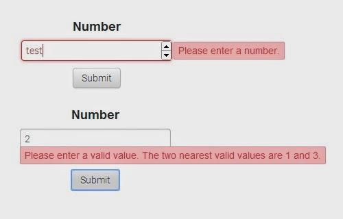 Cara Memvalidasi Form Input Pada Browser