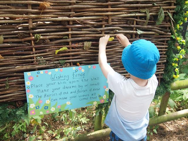 Godstone Farm, Surrey Review - Fairy Woodland Trail