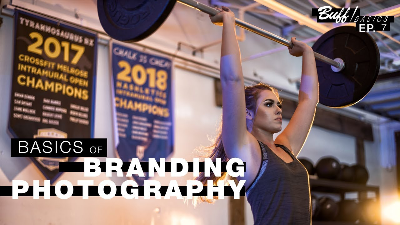 Basics of Branding Photography