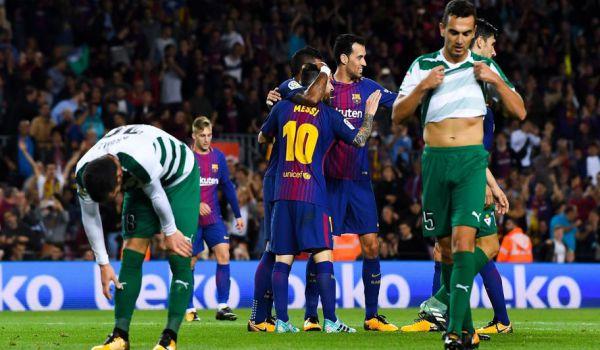 Prediksi Eibar vs Barcelona Liga Spanyol