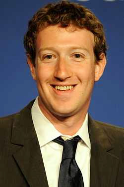 Gambar Mark Zuckerberg