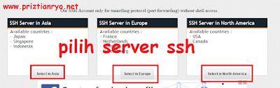 Cara Membuat Akun SSH 7 Hari di FastSSH Terbaru
