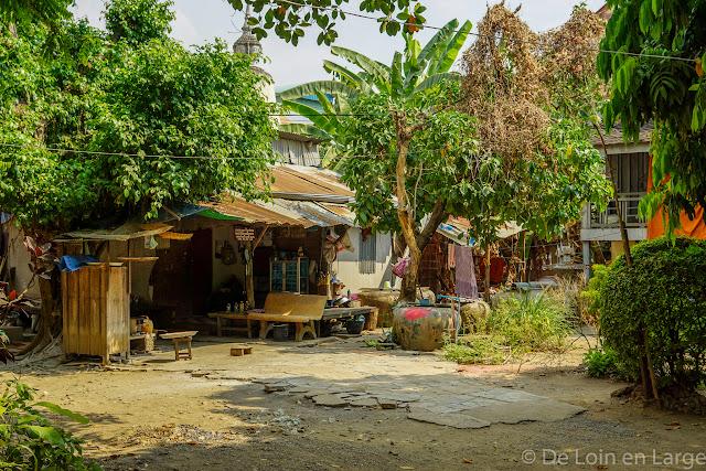 Battambang - Cambodge