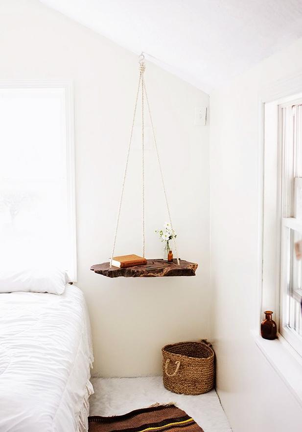 tables de chevet 30 id es d co blog d co mydecolab. Black Bedroom Furniture Sets. Home Design Ideas
