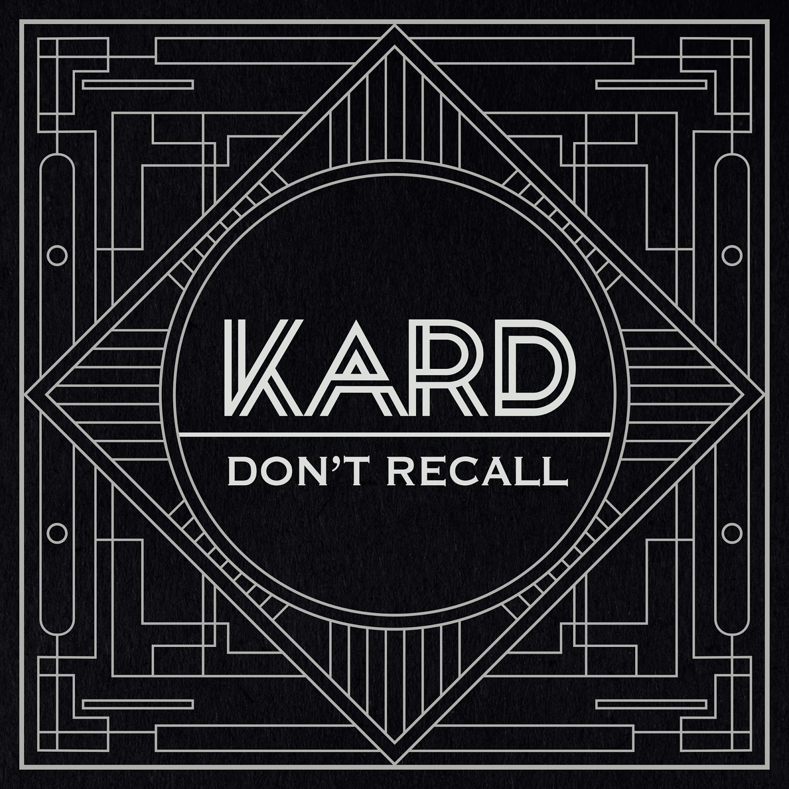Korean MyuzicStyleZ: K A R D - Don't Recall [Easy-Lyrics | ENG]