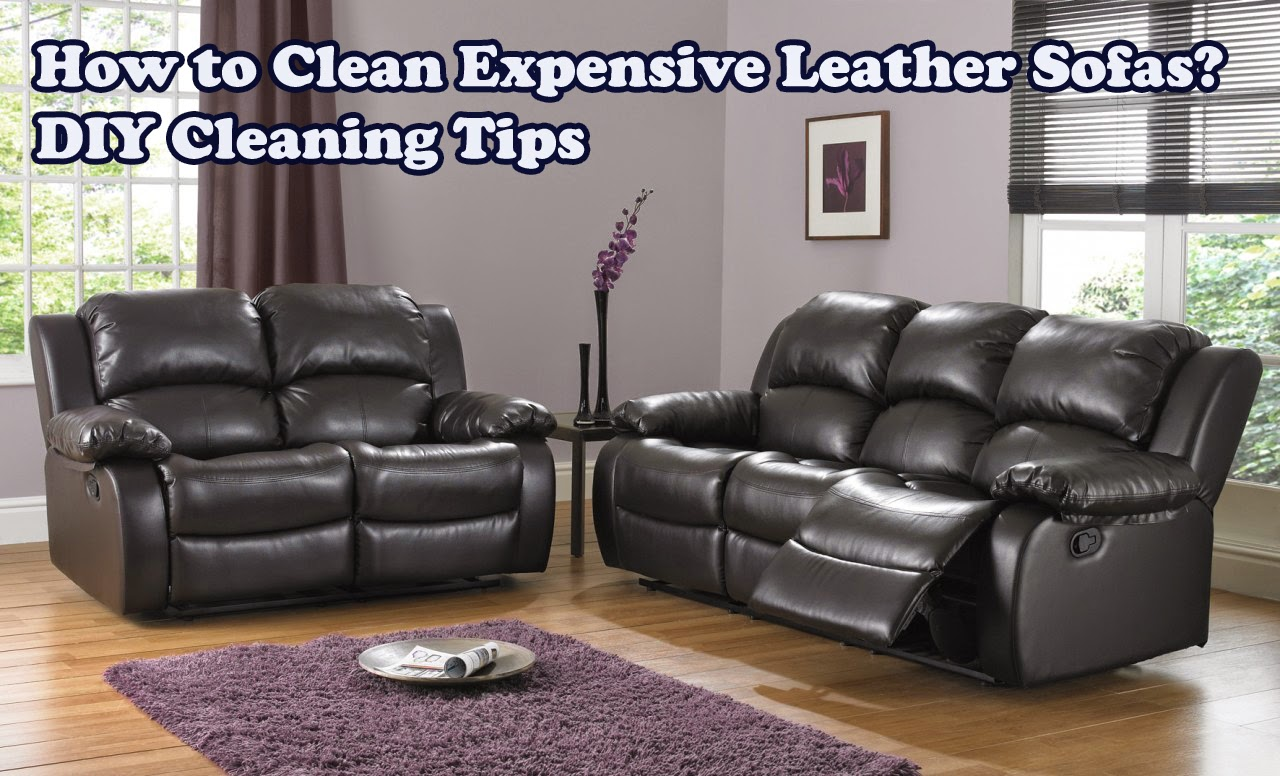What To Clean My Leather Sofa With Clic Design Cleans Couches Home Improvement