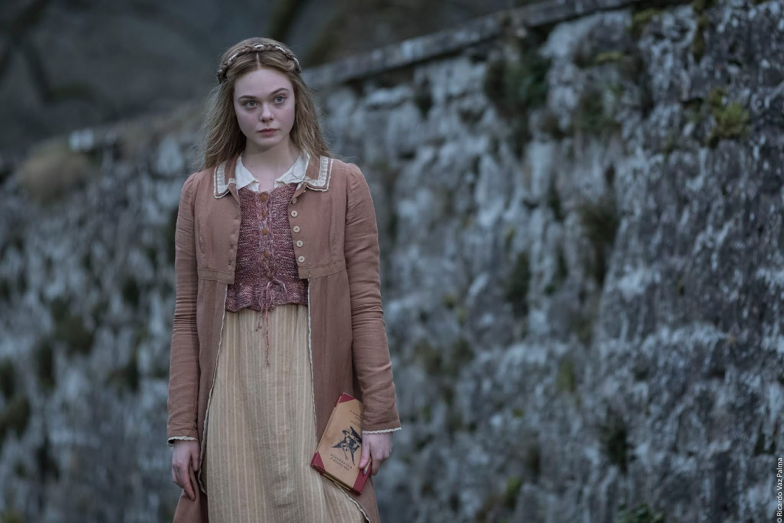 MARY SHELLEY - pelicula - Elle Fanning