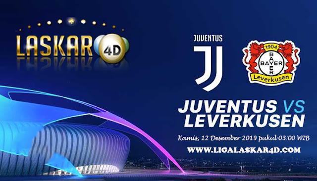 Prediksi Pertandingan Bola Bayer Leverkusen vs Juventus 12 Desember 2019
