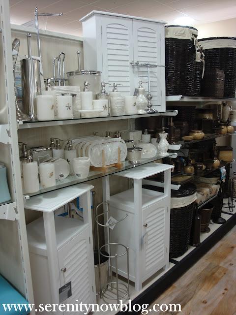 Home Goods Bathroom Wall Decor: Serenity Now: Home Goods Shopping Inspiration