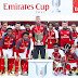 Arsenal beat Sevilla 2-1: Gunners win Emirates Cup 2017