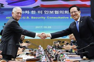 Korea Selatan (Korsel) dan Amerika Serikat (AS)